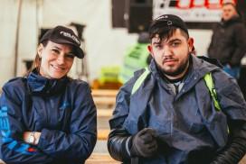 "Karolina ""CK"" Pilarczyk - Professional Drift Driver - Drift Open Runda 1 - 2017"