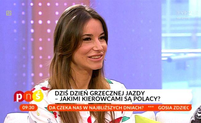 """Karolina Pilarczyk, program """"Pytanie na śniadanie"""", TVP2"""