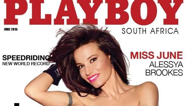 Tak jest! Karolina Pilarczyk w Playboy'u