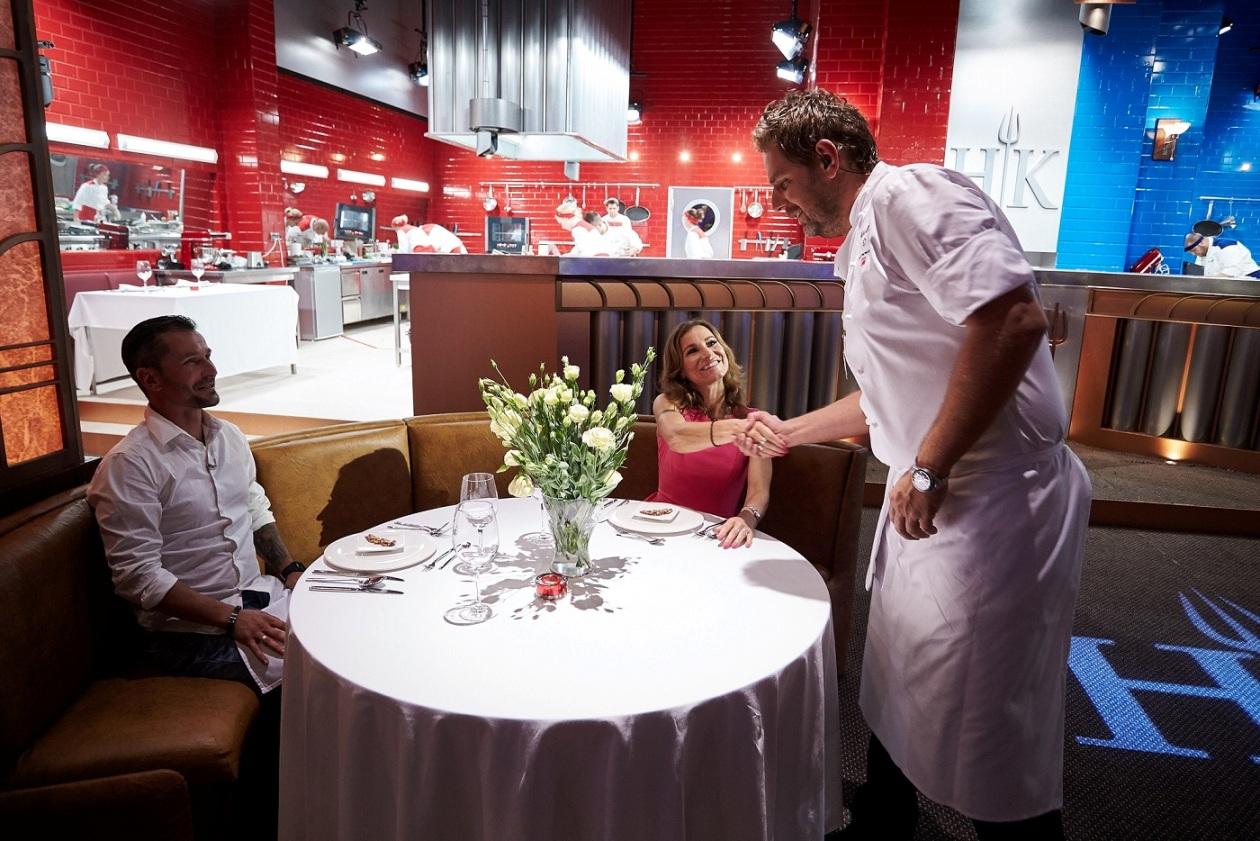 Karolina Pilarczyk - Hell's Kitchen, Telewizja Polsat