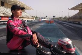 Karolina Pilarczyk w Abu Dhabi
